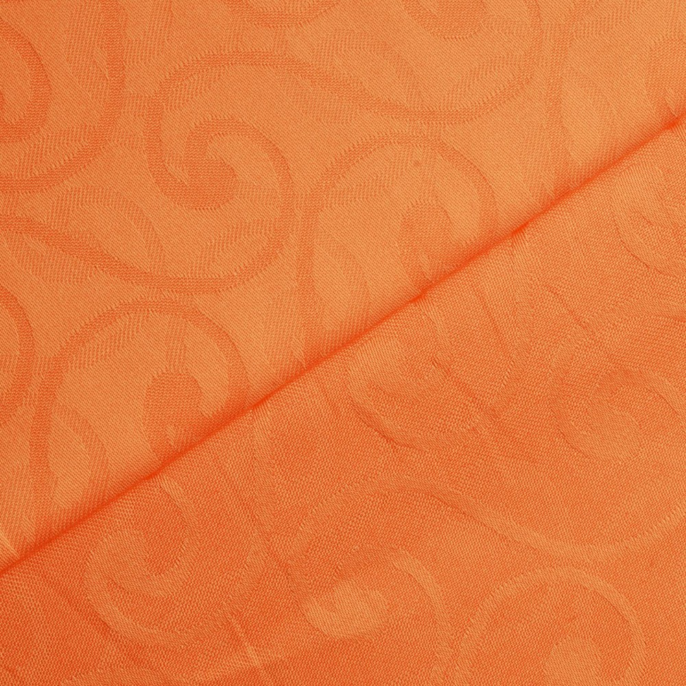 Damast apricot-orange