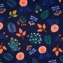 Wild Wonders Canvas Navy - Collection Cozy Cabin Hamburger Liebe